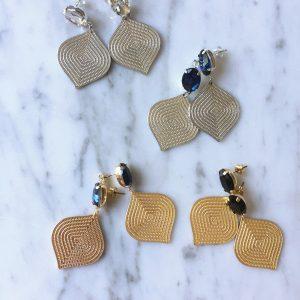 Maroccan Gold Dangle (4 kleuren)