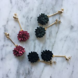 Flower Earrings (3 kleuren)