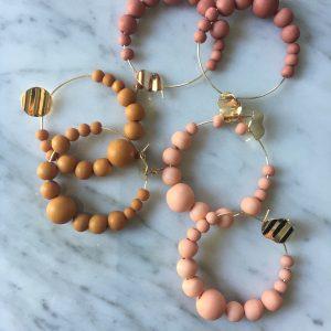 Boho summer earrings (2 kleuren)