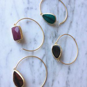 Gemstone Bracelet (4 kleuren)