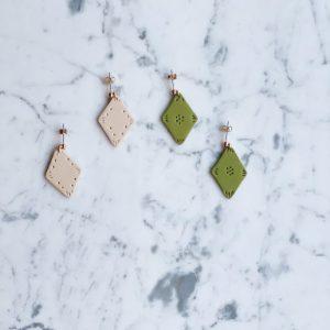 Boho Diamond Earrings